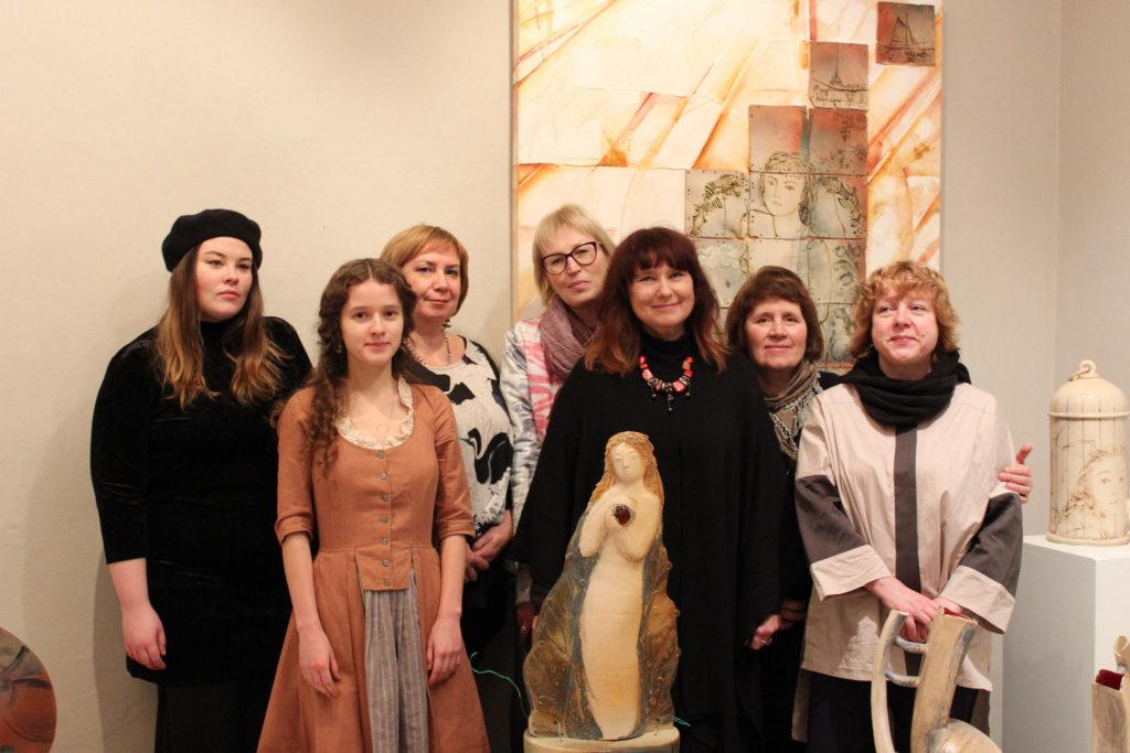 7 художников из СПб